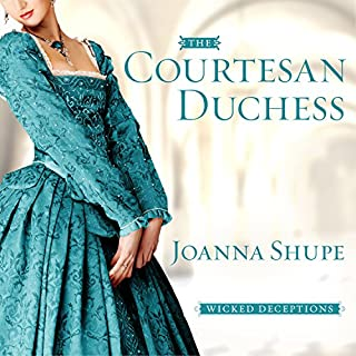 The Courtesan Duchess cover art