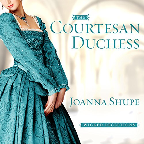 The Courtesan Duchess audiobook cover art