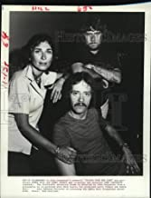 Historic Images - 1981 Press Photo Filmmakers of John Carpenter's Escape from New York Movie