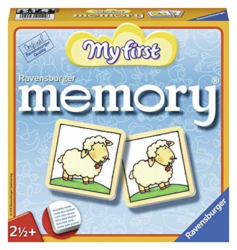 Ravensburger 21129 - Mein erstes Memory