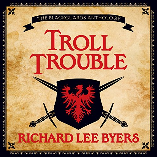 Troll Trouble cover art