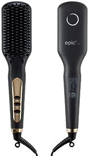 cost of hair straightening brush