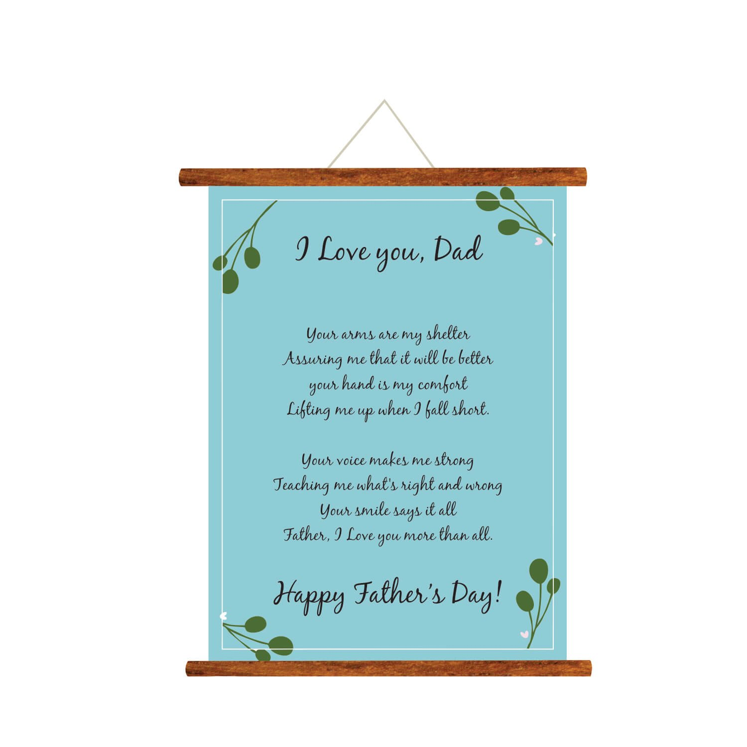 TheYaYaCafe Fathers Day Greeting Cards Happy Fathers Day I Love