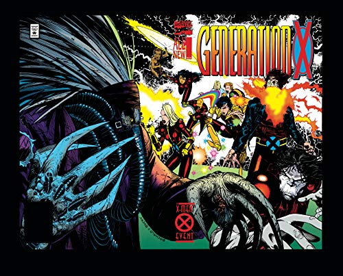 Generation X Epic Collection: Back To School