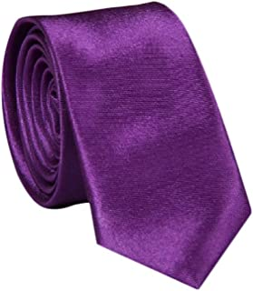 Mogogo Men Solid Business Casual More Choice Neck Ties
