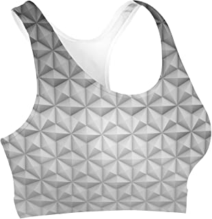 Rainbow Rules Epcot Icon Sports Bra
