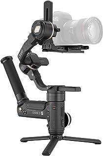 ZHIYUN Crane 3S Easysling Kit Estabilizador Gimbal de mano de 3 ejes para cámaras y videocámaras DSLR (con Easysling Handle)