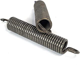E.H.C Helical Replacement Seat Springs 3 Long 1/2 Wide for Sofa, Recliners, Chairs, and Auto Seats