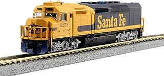 Kato N Gauge #176-9212 EMD SDP40F Type IVa, AT&SF