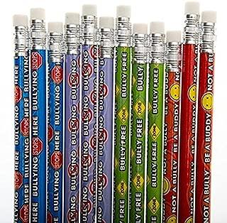 4 Dozen(48) ANTI-BULLYING Pencils