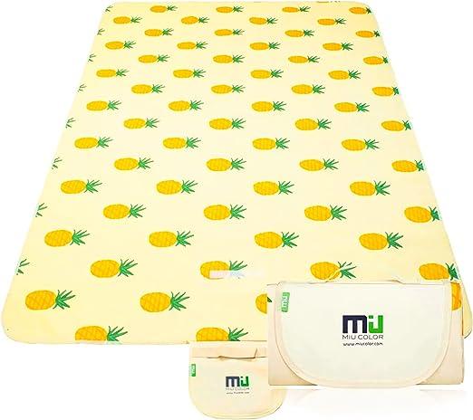 The blanket pineapples