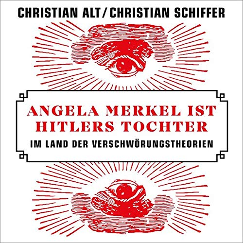 Couverture de Angela Merkel ist Hitlers Tochter