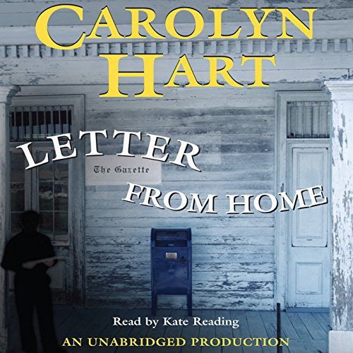 Letter from Home audiobook cover art