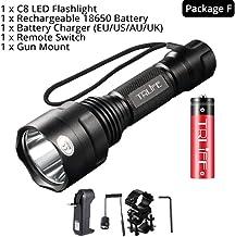 Portable Multifunctional Flashlight Handheld Lamp Outdoor Night Riding Lighting Camping Tactical Flashlight