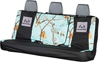 Realtree Camo Bench Seat Cover