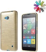 BRALEXX 7421 TPU para Microsoft Lumia 640 XL Oro
