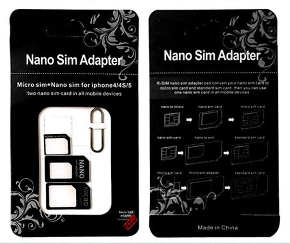 Adaptador de Tarjeta SIM 3 en 1 para Samsung Galaxy A10 Smartphone ...