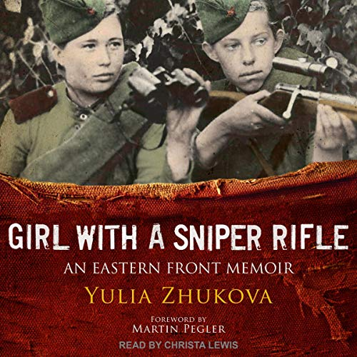 Girl with a Sniper Rifle cover art