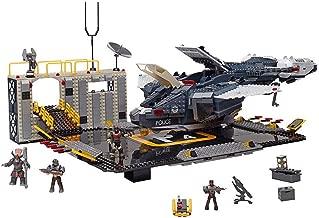 Mega Bloks Halo NMPD Pelican Air Base Set #38761