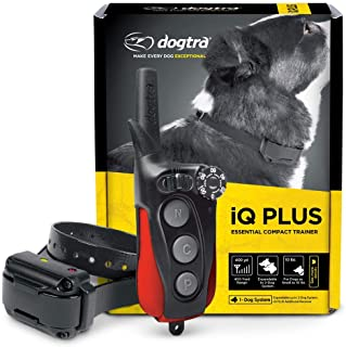 Dogtra iQ Plus - Rechargeable Waterproof 400-Yard Remote Dog Training E-Collar