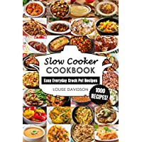 Slow Cooker Cookbook: Easy One-Pot Meal Crock Pot Recipes - 1000 Recipes (Everyday Recipe Cookbook Book 1) Kindle Edition by Louise Davidson for Free