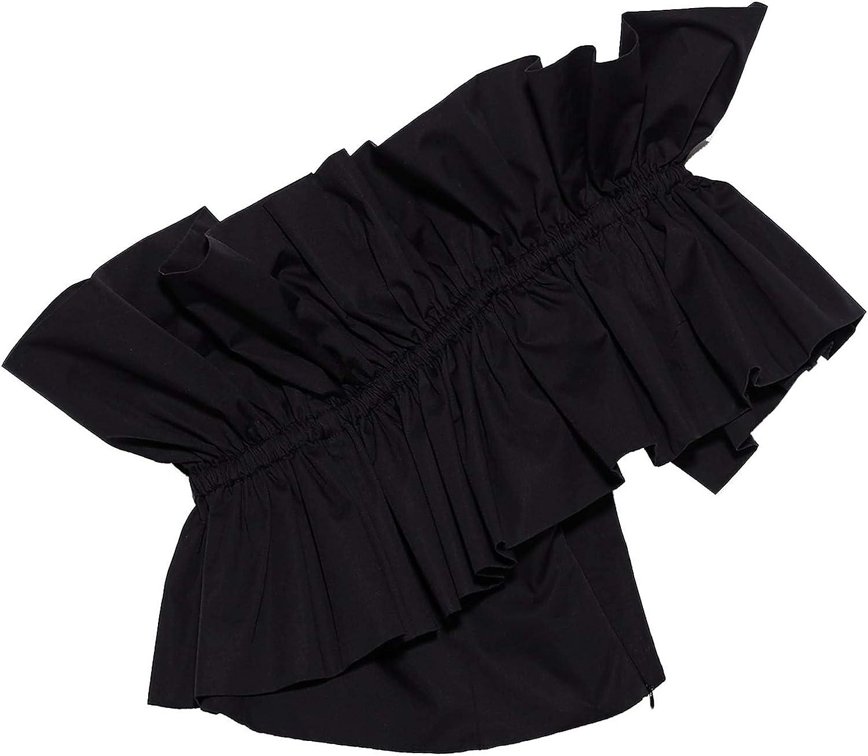 Zara 8581/648/800 - Camiseta de Tirantes para Mujer Negro L ...