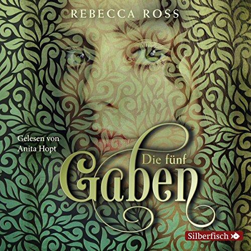 Die fünf Gaben audiobook cover art