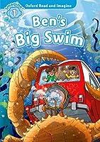 Ben's Big Swim (Oxford Read and Imagine: Level 1) 0194722678 Book Cover