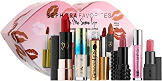 SEPHORA FAVORITES Give Me Some Lip 2018 : ABH Ruby, Bite Pink Pearl, Grande Smoked Sherry,Kat Von D Beauty Lovecraft, tarte Bora Bora,Urban Decay SPL