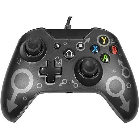 Kabelgebundener Controller Gamepad Für Xbox One Xbox One S Xbox One X Xbox Series X Windows Pc Controller Mit Dual Vibration Gewerbe Industrie Wissenschaft