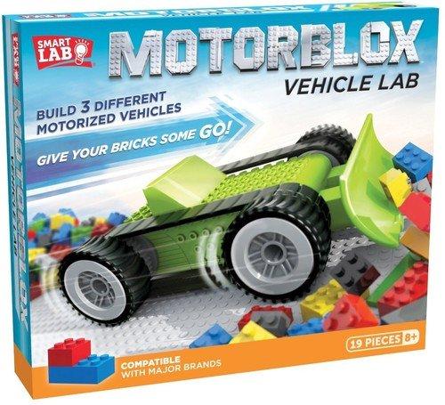 SmartLab Toys Motorblox: Vehicle Lab