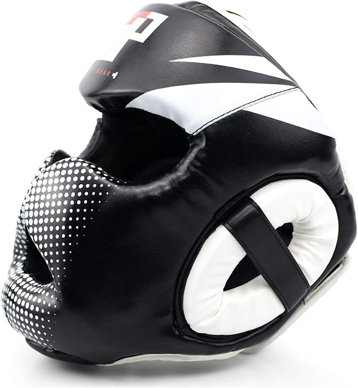 Headguard for Boxing Max 85% OFF MMA Training Popular popular Gear Head Kickboxing Headgear