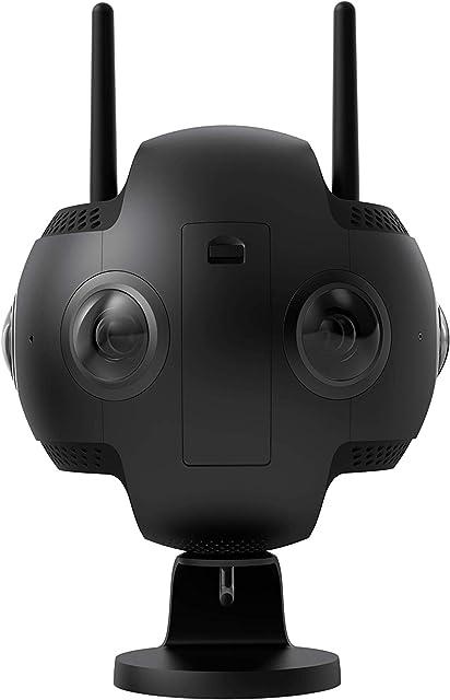 Insta360 Pro 2 y Farsight Cámara Profesional 360 8K 3D (Tarjeta de Memoria Versión)