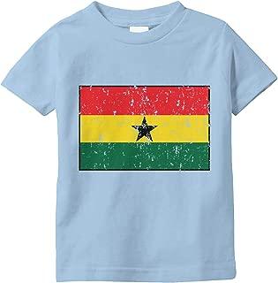 Ghana Flag Ghanaian Infant T-Shirt