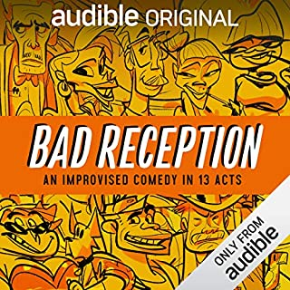 Bad Reception (Original Podcast) Titelbild