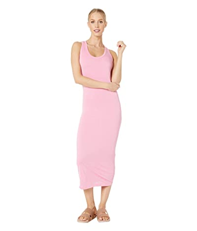 Young Fabulous & Broke Denny Dress (Hot Pink) Women