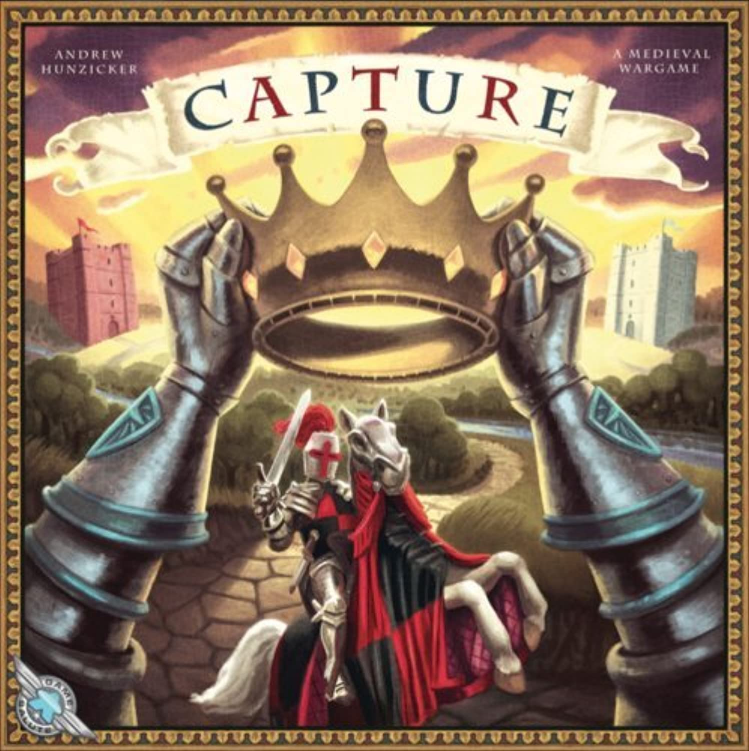 Capture A Medieval Wargame  English