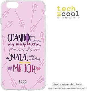 Gel Silicona Flexible, Dise/ño Exclusivo Dise/ño Tableta de Chocolate Vers.2 Funnytech/® Funda Silicona para Sony Xperia XZ2