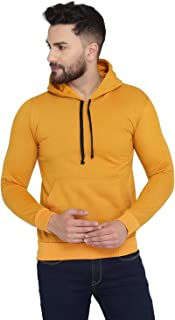 Rockhard Full Sleeve Solid Men Sweatshirt