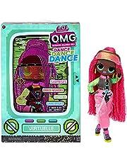 L.O.L. Surprise! 117865EUC Dance Virtuelle Mode Docka, Flerfärgad, En Storlek