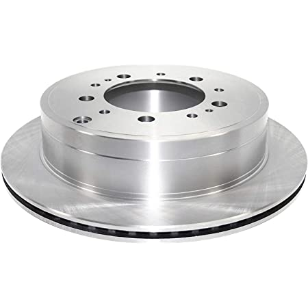 Brake System 13.58 345mm REAR Drilled and Slotted Brake Rotors For ...