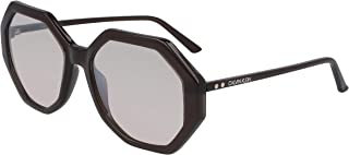 Calvin Klein Women's Sunglasses SILVER 55 mm CK19502S
