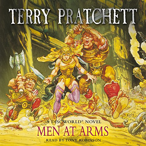 Men At Arms: (Discworld Novel 15) (Discworld Novels, Band 15)