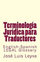 Best legal glossary english spanish Reviews