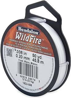 Beadalon Wildfire Wire, Multicolor