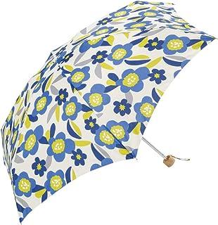 because(ビコーズ) レディース おしゃれでかわいい カウニス ミニ 50cm 折りたたみ傘