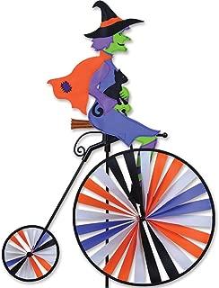 High Wheel Bike Spinner - Witch