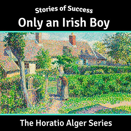Only an Irish Boy (Stories of Success) audiobook cover art