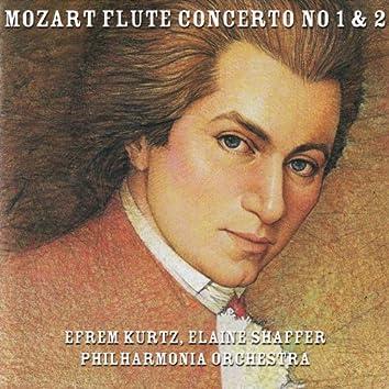 Mozart: Flute Concerto Nos. 1 & 2