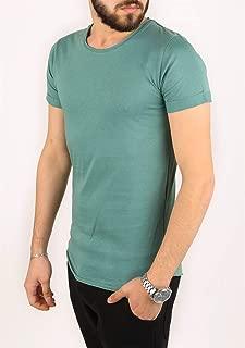 Madmext Basic Açık Yeşil Tişört 2280